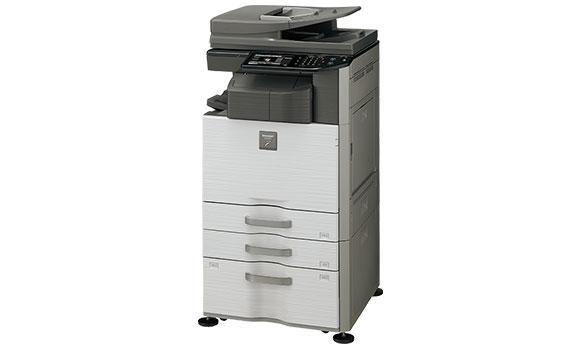 Sharp DX2500N Colour