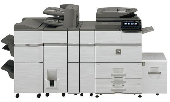Sharp MXM754N Monochrome