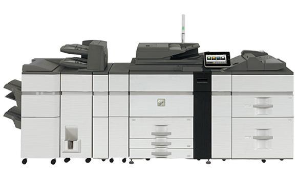 Sharp MXM905 Monochrome